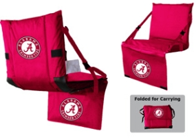 Alabama Crimson Tide Tri-Fold Stadium Seat