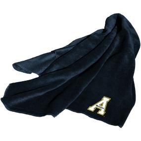 Appalachian State Mountaineers Fleece Throw Blanket