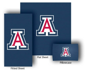 Arizona Wildcats Full-Queen Size Sheet Set