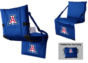 Arizona Wildcats Tri-Fold Stadium Seat