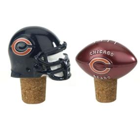Chicago Bears Bottle Cork Set