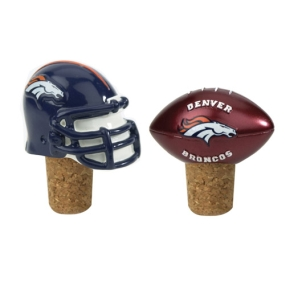 Denver Broncos Bottle Cork Set