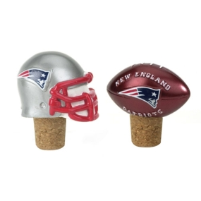 New England Patriots Bottle Cork Set