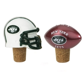 New York Jets Bottle Cork Set
