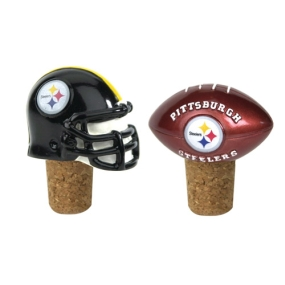 Pittsburgh Steelers Bottle Cork Set