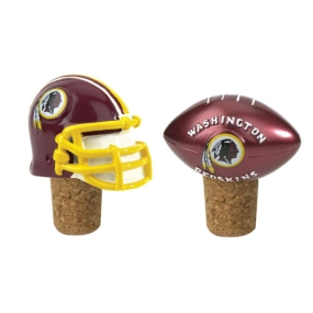 Washington Redskins Bottle Cork Set