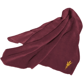 Arizona State Sun Devils Fleece Throw Blanket