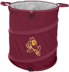 Arizona State Sun Devils Trash Can Cooler