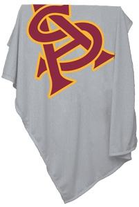 Arizona State Sun Devils Sweatshirt Blanket