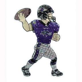 Baltimore Ravens Animated Lawn Figure