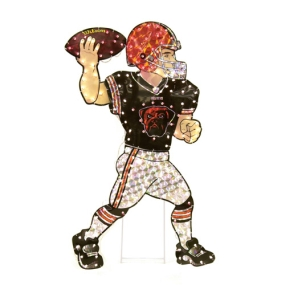 Cleveland Browns Animated Lawn Figure