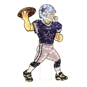 Dallas Cowboys Animated Lawn Figure