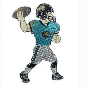Jacksonville Jaguars Animated Lawn Figure