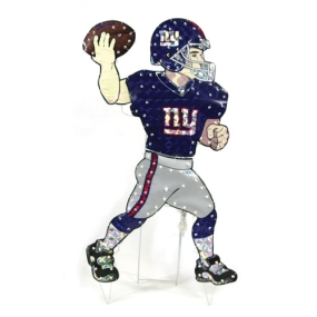 New York Giants Animated Lawn Figure