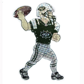 New York Jets Animated Lawn Figure