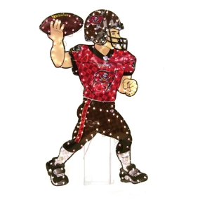 Tampa Bay Buccaneers Animated Lawn Figure
