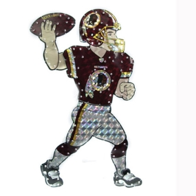 Washington Redskins Animated Lawn Figure