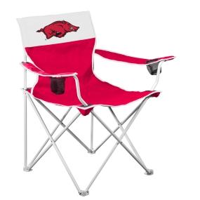 Arkansas Razorbacks Big Boy Tailgating Chair