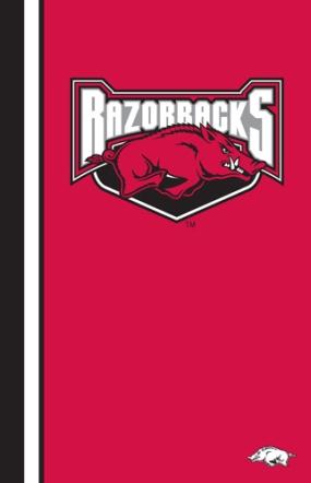 Arkansas Razorbacks Ultra Soft Blanket
