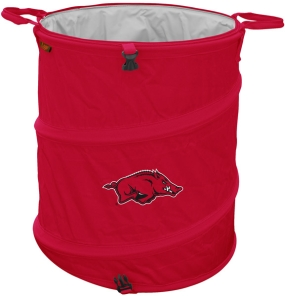 Arkansas Razorbacks Trash Can Cooler