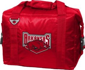 Arkansas Razorbacks 12 Pack Cooler