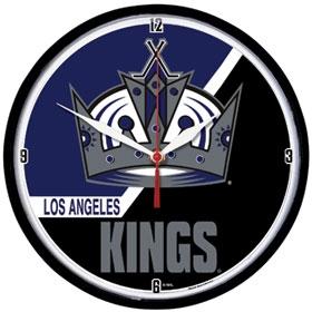 Los Angeles Kings Round Clock