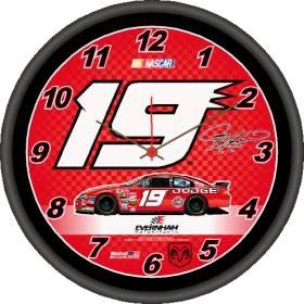 Elliott Sadler Round Clock