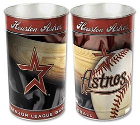 Houston Astros Wastebasket
