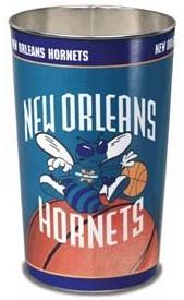 New Orleans Hornets Wastebasket