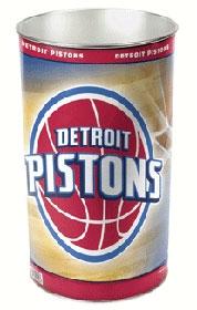 Detroit Pistons Wastebasket