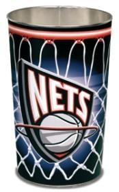New Jersey Nets Wastebasket
