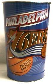 Philadelphia 76ers Wastebasket