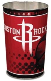 Houston Rockets Wastebasket