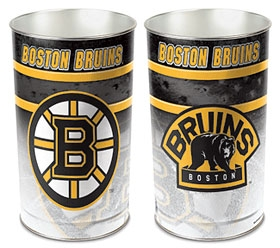 Boston Bruins Wastebasket