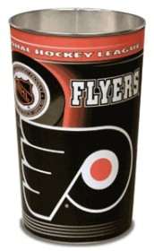 Philadelphia Flyers Wastebasket