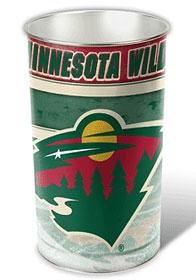 Minnesota Wild Wastebasket