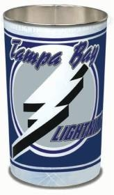 Tampa Bay Lightning Wastebasket