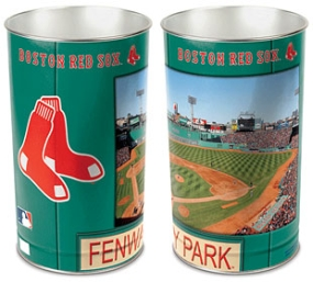Boston Red Sox Wastebasket