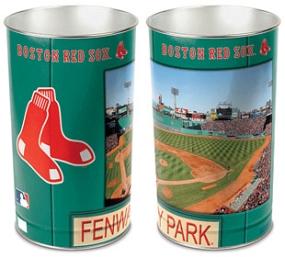 Boston Red Sox Wastebasket