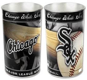 Chicago White Sox Wastebasket