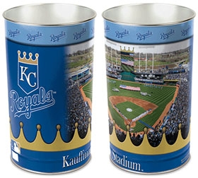 Kansas City Royals Wastebasket