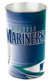 Seattle Mariners Wastebasket