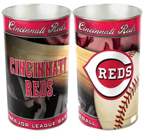 Cincinnati Reds Wastebasket