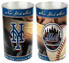 New York Mets Wastebasket
