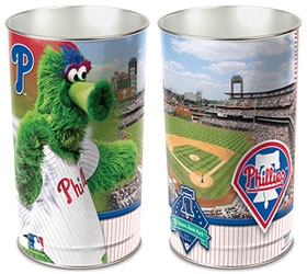 Philadelphia Phillies Wastebasket