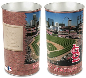 St. Louis Cardinals Wastebasket