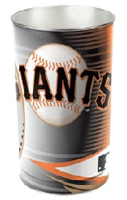 San Francisco Giants Wastebasket