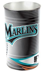 Florida Marlins Wastebasket
