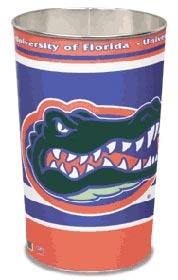Florida Gators Wastebasket