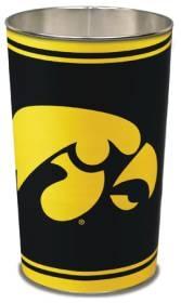 Iowa Hawkeyes Wastebasket